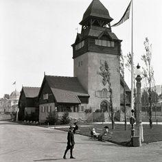 Norwegian Pavilion 1915