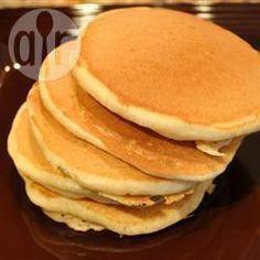 Foto de receta: Panqueques esponjosos estilo americano