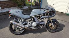 Verkaufe meine umgebaute Ducati 900SS Bj: 93 Tacho stand: 56.847 Der Umbau ist Eingetragen und die...,Ducati 900SS Umbau in Nordrhein-Westfalen - Hürth