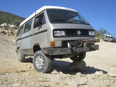 SyncroFest_2012 002 by GoWesty (Official), via Flickr vanagon westfalia synchro