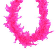 Alwaysunderpay.com - Hot Pink Chandelle Feather Boa, $2.49 (http://www.alwaysunderpay.com/hot-pink-chandelle-feather-boa/)