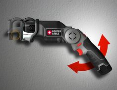 Porter Cable Power Tools on Behance