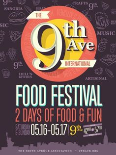 Food Festival Poster