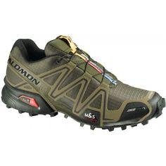 Salomon - Speedcross 3 Climashield - New Arrivals - Tactical Distributors- Tactical Gear These are my current winter shoes, they are excellent at keeping my feet comfortable and dry, and my tea kettle above my ass on slick surfaces.