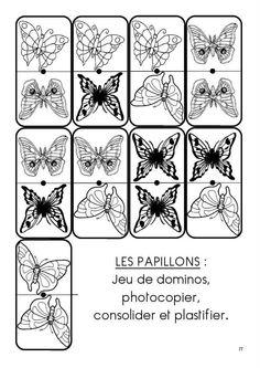 294 Meilleures Images Du Tableau Jeux De Dominos Games Preschool