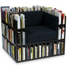 Bookself Chair