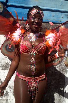 BBW Liebe den TRINIDADIAN Dick