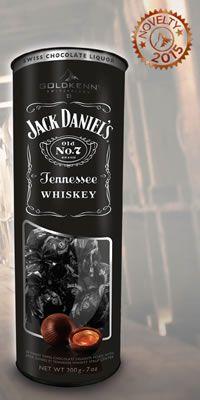Jack Daniel's Tennessee Whiskey Tubo Liquor Delights -Goldkenn