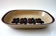 Ruija, Raija Uosikkinen, Arabia, FI c. Serving Bowls, Lingerie, Tableware, Finland, Denmark, Norway, Dinnerware, Tablewares, Underwear