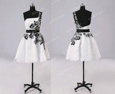 A line prom dresses applique prom dresses short prom by sofitdress