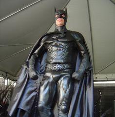 Entrevista com Andy Trevisan, o Batman de Taubaté