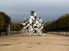 Amazing Installation for FIAC_2