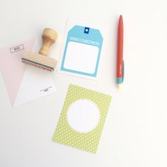 Freebie Friday — bananafishstudio {this is a really great set of cards, the photo doesn't do them justice...}