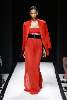 Balmain spring 2015 collection. Photo: Balmain