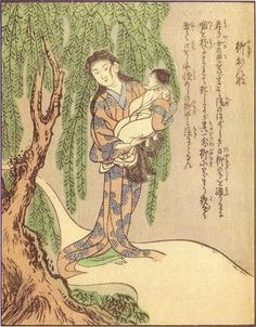 ShunsenYanagi-onna - 柳女 - 维基百科,自由的百科全书