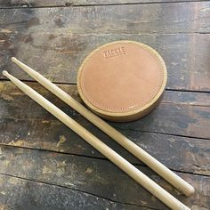 """6"""" coffee table practice pad – TACKLE Instrument Supply Co. Drum Pad, Shop Rags, Waxed Canvas, Bag Accessories, Pouch, Percussion, Coffee, Drums, Table"""
