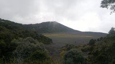 Volacan Irazú, Costa Rica