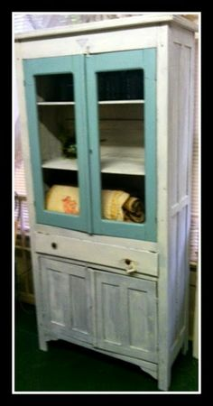 Nancy's Creations Located inside Fresh: Doors Added to Cupboard: Part 2
