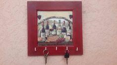 Qui ne passe pas son temps à chercher ses clefs...un endroit sur pour les déposer. ..