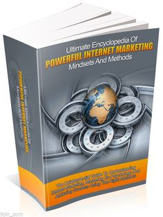 $3.50 - Ultimate Encyclopedia of Powerful Internet Marketing Mindsets and Methods - PDF - FREE shipping