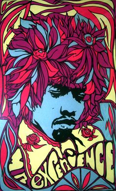 Festival Fashion is Lighting My Fire Jimi Hendrix vintage rock poster Hippie Posters, Rock Posters, Band Posters, Movie Posters, Woodstock, Psychedelic Rock, Psychedelic Posters, Vintage Rock, Vintage Concert Posters