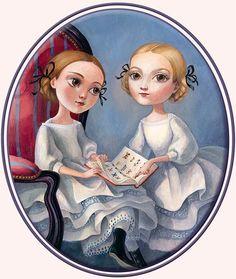 Feliz tarde de cuentos. #BambiniAllaModa www.gigiotopo.com