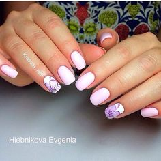 Beautiful nails 2017, Matte nails, Matte nails with glossy pattern, Nails ideas…