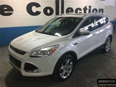 """Sport Utility - 2015 Ford Escape Titanium AWD / Pano Roof / Navi / Leather / Clean in Toronto, ON  $20,888"""