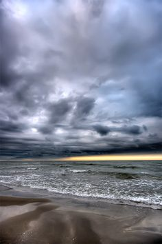 photospirationcode: Caspian Sea by montazeri