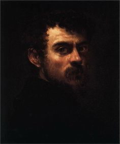 Tintoretto, self-portrait 1547 - WikiPaintings.org #Expo2015 #Milan #WorldsFair