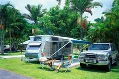 5 Caravan Parks in Cairns That You Should Definitely Visit - Xtend Outdoors Cairns Australia, Visit Australia, Caravan Parks, Forest Glen, Great Barrier Reef, Outdoors, Places, Outdoor Rooms, Off Grid