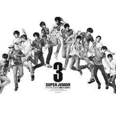 "Super Junior 3rd Album ""Sorry Sorry"" 2009"