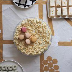 My girl loves white chocolate so here are few things I made for the birthday party 🌟 Valkosuklaan ystävälle luulisi nyt olevan riittävästi kaikkea😂 Tänään juhlitaan Eeviä 🧡 . . . #whitechocolatecake #valkosuklaakakku #valkosuklaa #instabaking #bakinglove #juhlat #syntymäpäiväkakku #instabaker #juhlakakku #syntymäpäivä #birthdaygirl #partytable #leivonta #leipominen #leivotaan #valkosuklaakuorrute Oatmeal, Breakfast, Food, The Oatmeal, Morning Coffee, Rolled Oats, Essen, Meals, Yemek