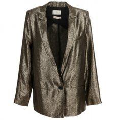Veste à paillettes Forte_Forte - Le dressing Mode de Captendance