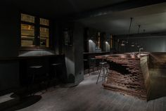 Bar Saint Jean, Berlino, 2012 - Thilo Reich Architectural Design