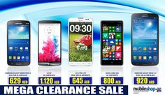 The mobile that you want is on MEGA CLEARANCE, Big Discount on Great Item...  http://mobileshop.ae/clearance-sale