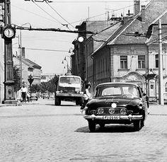 Bratislava, Php, Prague, Painting Inspiration, Old Photos, Techno, Nostalgia, Street View, Europe