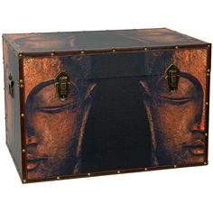 Buddha Storage Trunk | Overstock.com Shopping - The Best Prices on Accent Pieces