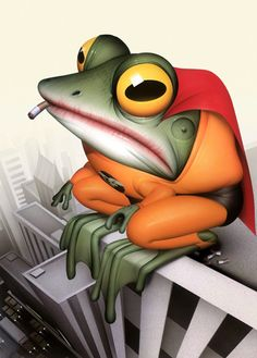 frogfolio by Bill Mayer