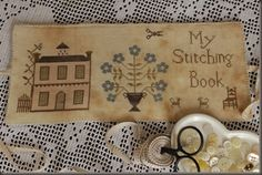 'My Stitching Book' Stacy Nash