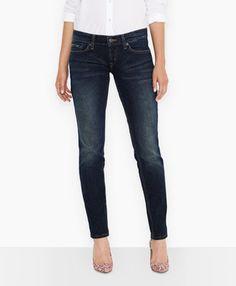 524™ Skinny Jeans - Blue Mine - Levi's - levi.com