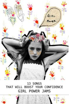 (x) A couple of months ago I did a playlist with girl power jamsand since the post was super popular I decided to do another one, but this time with songs more made to boosts women's confidence over just stating how awesome it to be female. You Don't Own Me – Grace, G-Eazy Video – India.Arie Hard Out Here – Lily allen Unique – Lenka Run the World (Girls) – Beyoncé Alphabet Boy – Melanie Martinez Confident – Demi Lovato Werkin' Girl -Angel Haze Hot to Be A Heartbreaker – Marina and the…