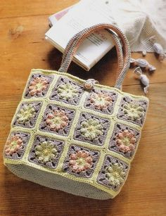 Interesting handbag squares. Discussion on LiveInternet - Russian Service Online Diaries