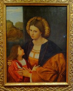 renaissance painting in venice