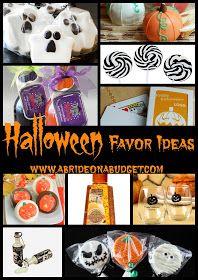 Planning a Halloween