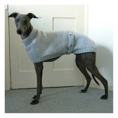 knitted hound sweater - iheartwhippets - A responsive Shopify theme