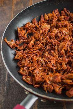 BBQ Jackfruit Pulled Pork Recipe