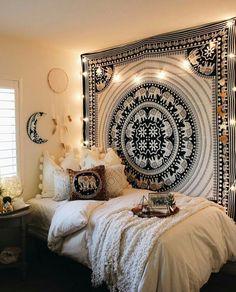 Dormitorio individual alternativo. Una gran idea, con energía, alegre, me encanta.