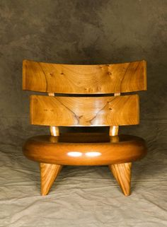 Carlos Motta; 'Cuica' Chair, 2007.