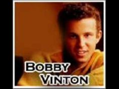 My first concert. Got to see him in Atlantic city in the before the casinos. Sound Of Music, Pop Music, Bobby Vinton, Great Music Videos, Old And Teen, Music Charts, Do You Remember, Motown, Old Movies